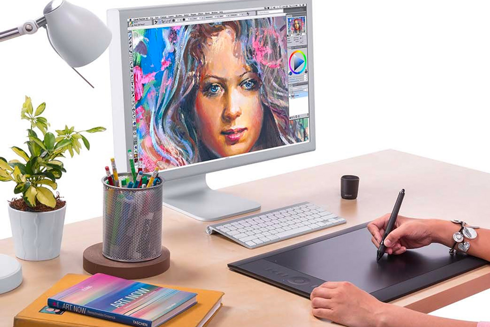 Wacom Tablet & Photoshop Problem (Mac)