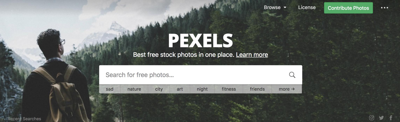 Telif Hakkı İstemeyen Tamamen Ücretsiz Kullanılabilen Stock Fotoğraf Web Siteleri